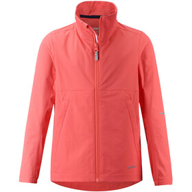 Reima Manner Jacket Youth coral pink